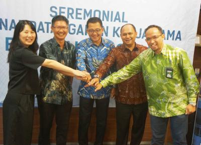 Two Power Together, BBI And Gyproc Are Ready To Control Indonesian Market