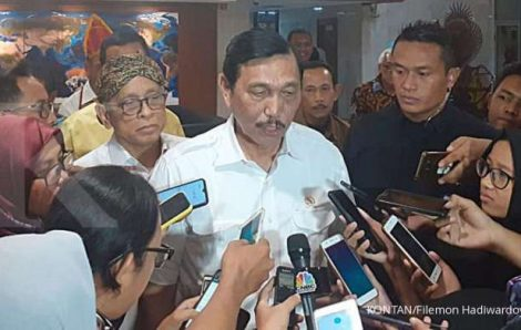 Coordinating Minister Luhut Called Handling Covid-19 and Economic Recovery Conducted Together