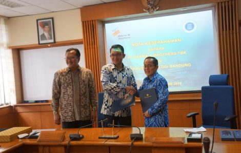 Bakrie Teams Up With ITB To Develop Breakwater