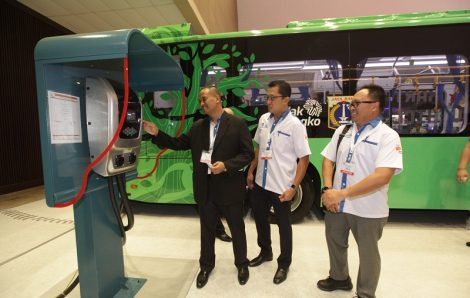 Electric Bus Distributor Welcomes Trans Jakarta Plans, Bakrie Is Ready To Cooperate With Trans Jakarta